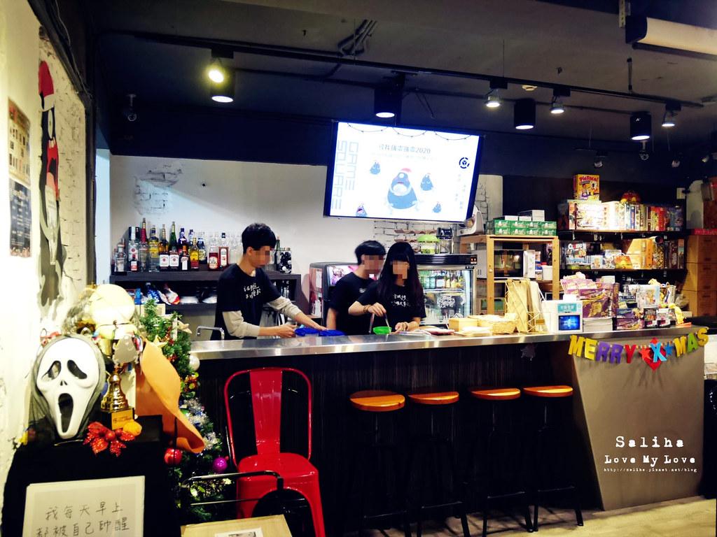 台北桌遊店推薦Game Square遊戲平方中山店多人聚會外食分享 (4)