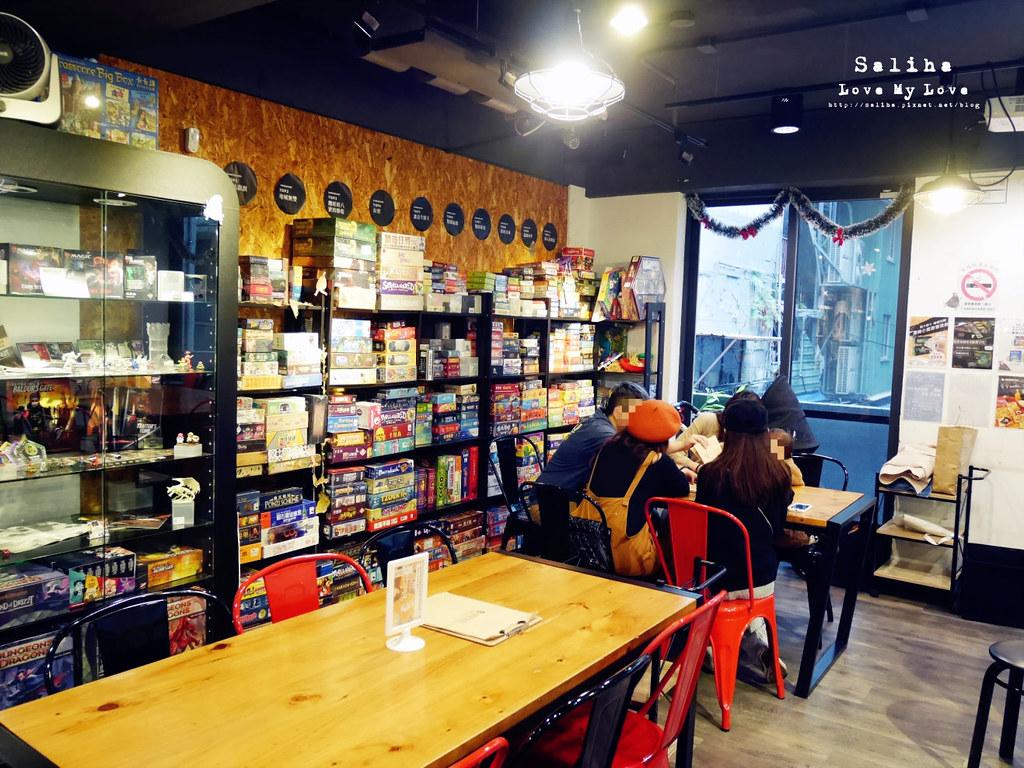 台北桌遊店推薦Game Square遊戲平方中山店什麼好玩必玩分享 (2)