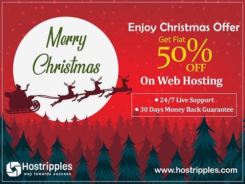 Santa: hello everyone! Ready for your Christmas Gifts? Hostripples