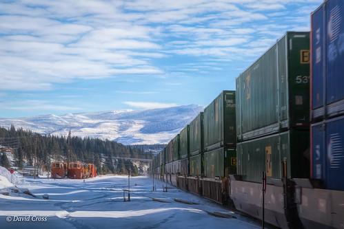 winterscape california landscape sierranevadarange canon5dmarkiii truckee containercars canonef24105mmf4lisusm lightrooom6 topazstudio winter train nevadacounty railroad