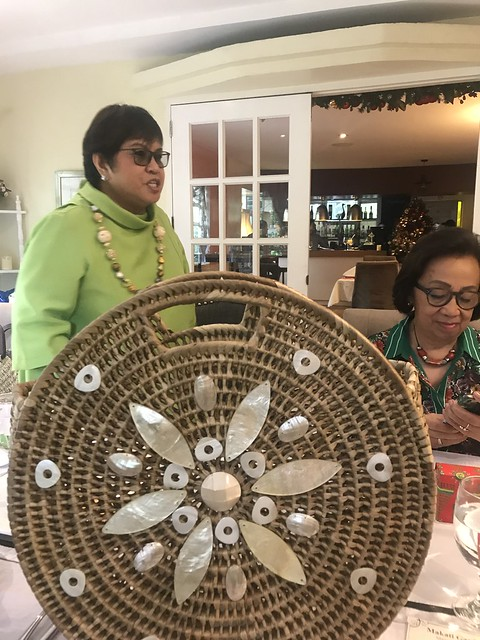 Native bag from Atty. Lorna Kapunan
