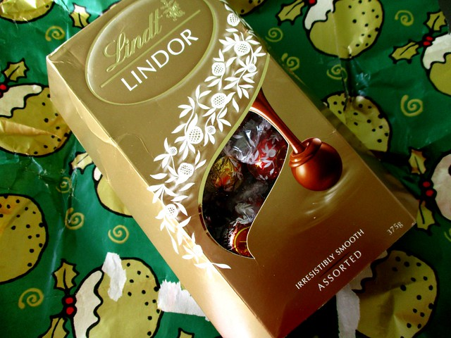 Chocolates from Alister