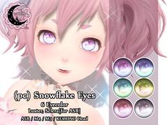 (pc) Snowflake Eyes [Group Gift / Desember 2019]