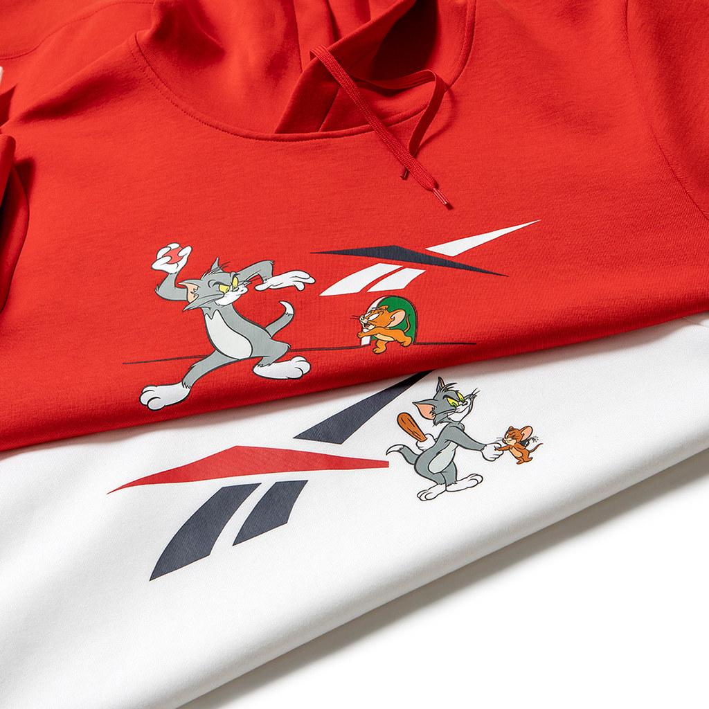 每買一雙鞋就會少一隻傑利鼠?Reebok x《湯姆貓與傑利鼠》將推出聯名鞋款與系列服飾(Reebok x Tom & Jerry)
