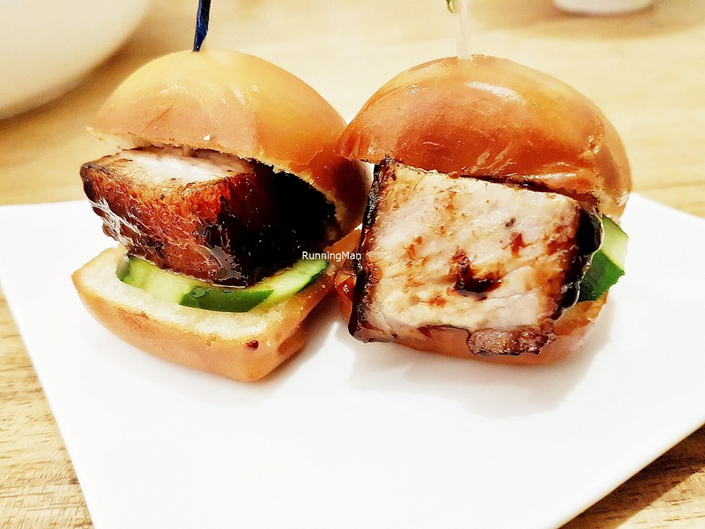 Signature Char Siew In Fried Mantou