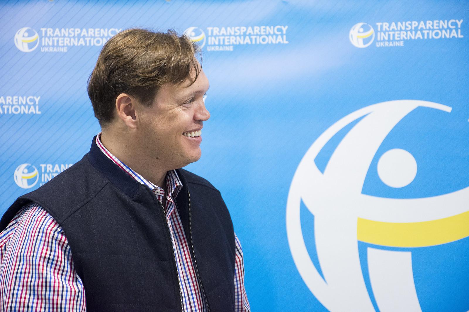 Меморандум між ТІ Україна та Фондом держмайна