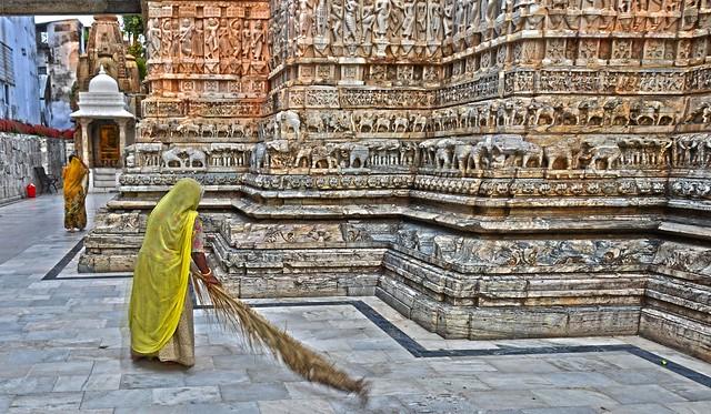 Jagdish Temple, Udaipur DSC_6137