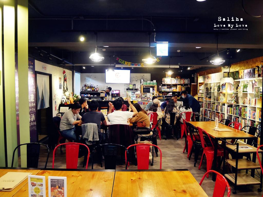 台北買桌遊店推薦Game Square遊戲平方中山店中山站包場聚會跨年聖誕 (5)