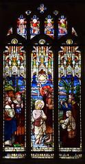 Baptism of Christ (Ward & Hughes, 1870s)