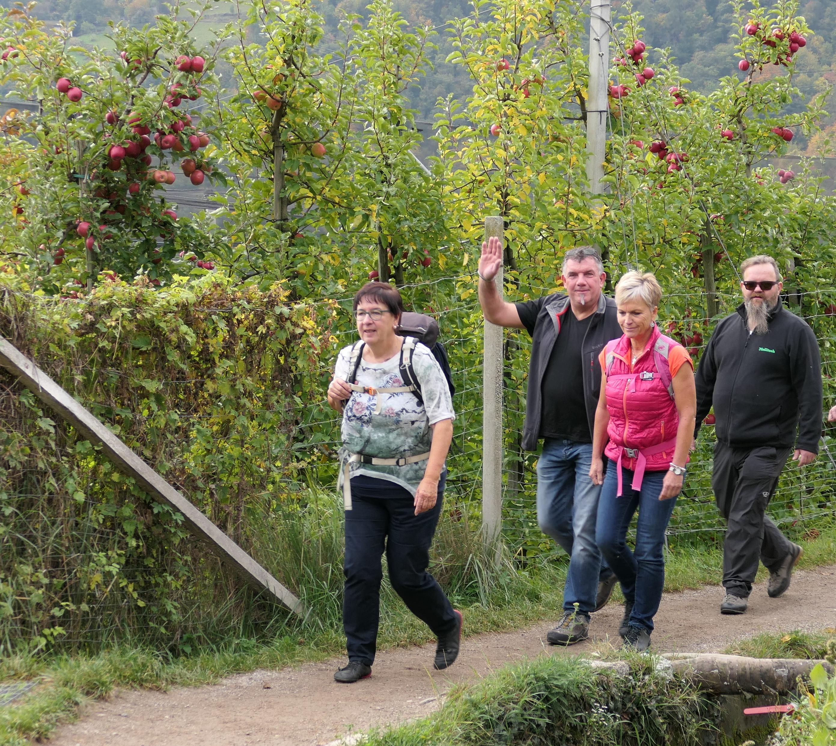 Zunftausflug Südtirol 2019