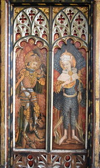 Orders of Angels: Powers and Virtues (15th Century)