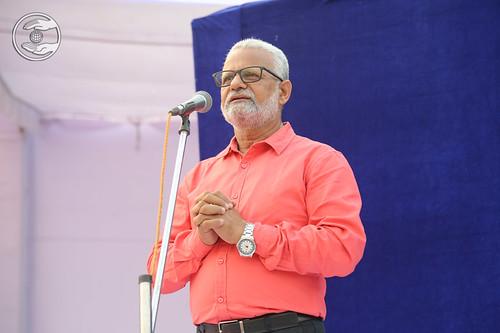 Narinder Singh Ji from Delhi, expresses his views