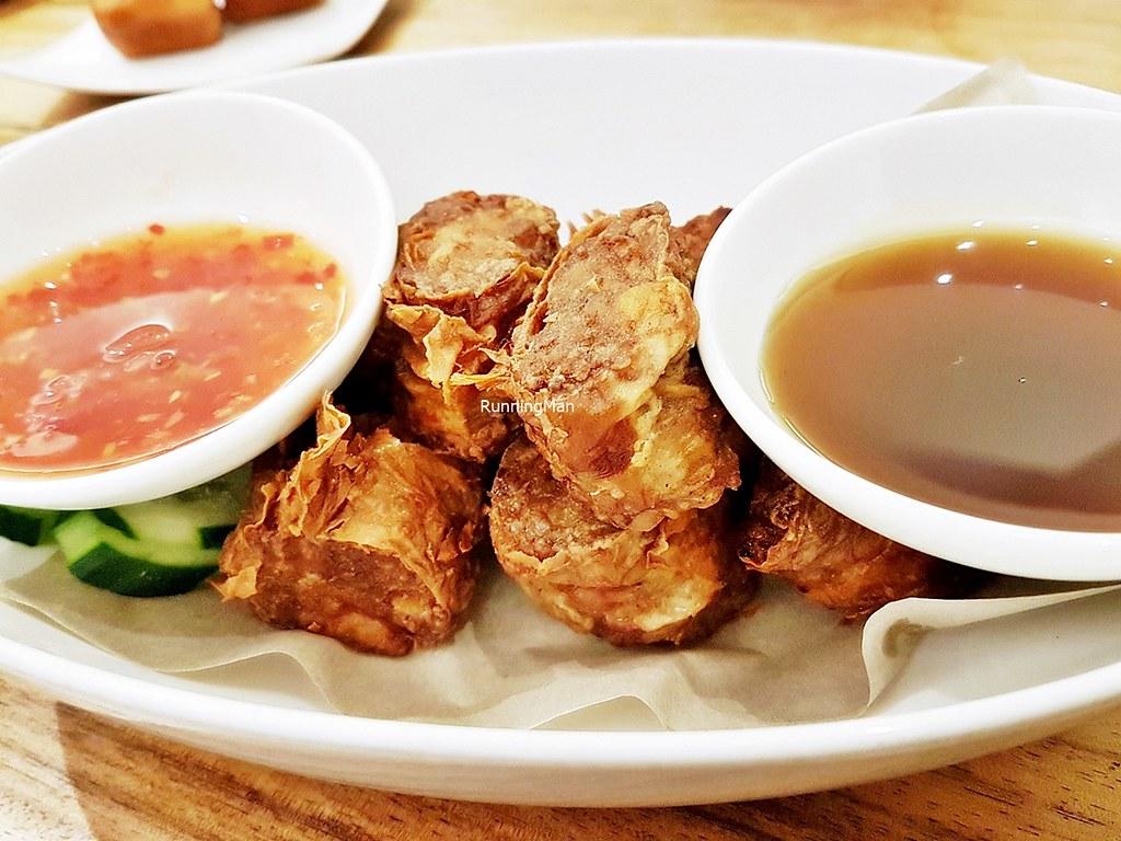 Ngoh Hiang / 5-Spice Pork & Prawn Rolls