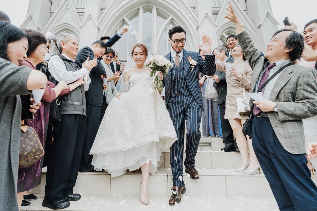 [ 婚攝 ]戴煜Cristoph& 怡芬Fanny 婚禮紀錄@翡麗詩 婚禮攝影