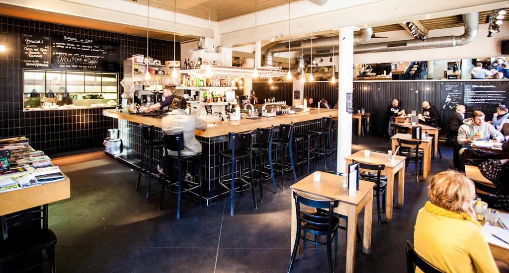 Restaurants Antwerpen: foto met dank aan Brasserie Berlin | Mooistestedentrips.nl
