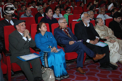 CL Gulati Ji and other dignitaries of SNM