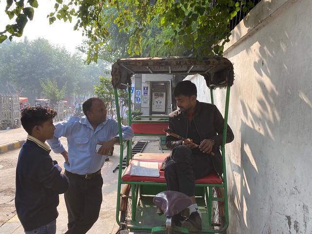 City Moment - The Pavement Flute Concert, Central Delhi