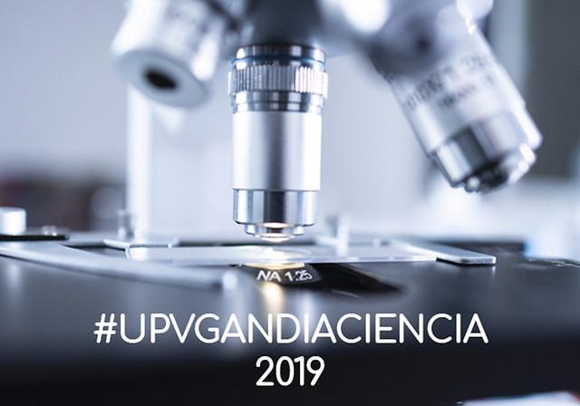 #UPVGandiaCiencia 2019