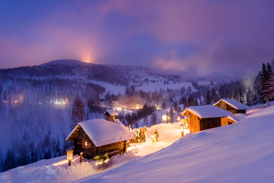 Celebrate the best of Christmas in Austria
