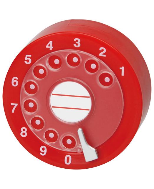 體驗「轉」電話的復古感!EPOCH 黑電話的感觸 轉蛋玩具(黒電話の感触)