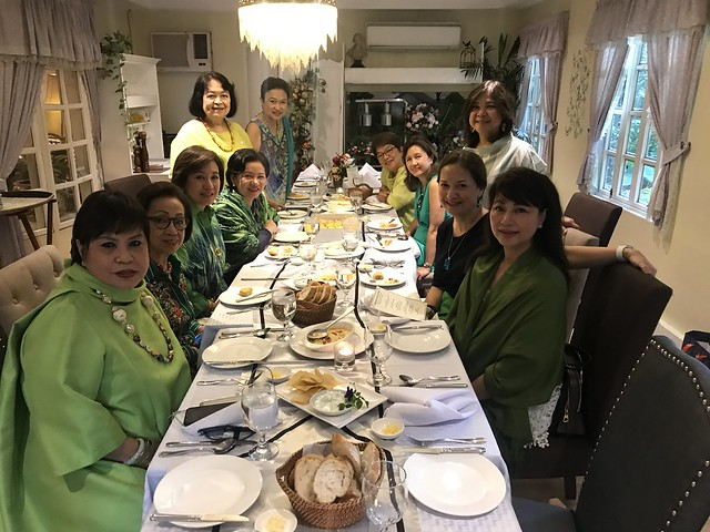 WBCP Christmas Lunch