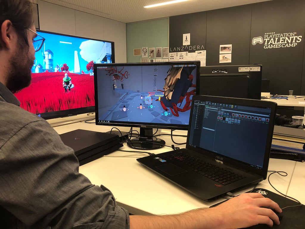 PlayStation Talents Games Camp sigue buscando nuevos proyectos ...