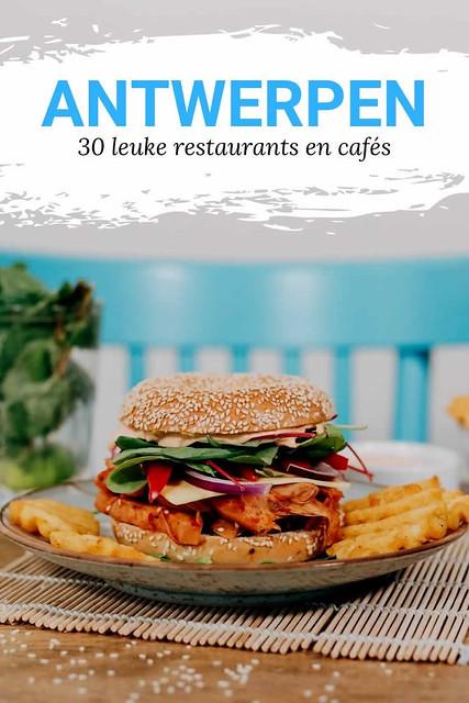 Restaurants Antwerpen: 30x leuk uit eten in Antwerpen (foto met dank aan Wasbar) | Mooistestedentrips.nl
