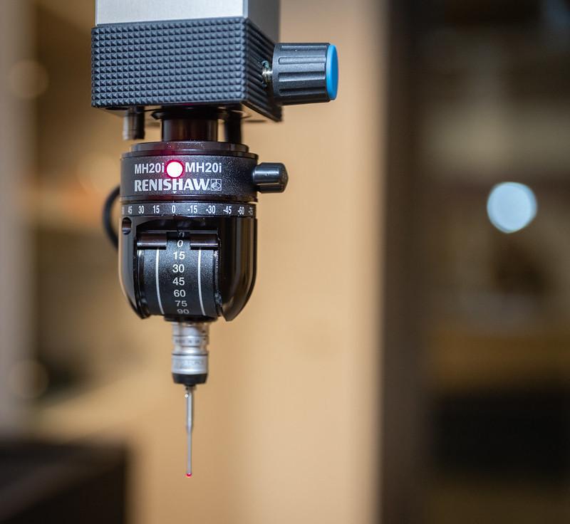 RTU «Mitutoyo» metroloģijas laboratorijas aprīkojuma klāstu papildina jauna iekārta
