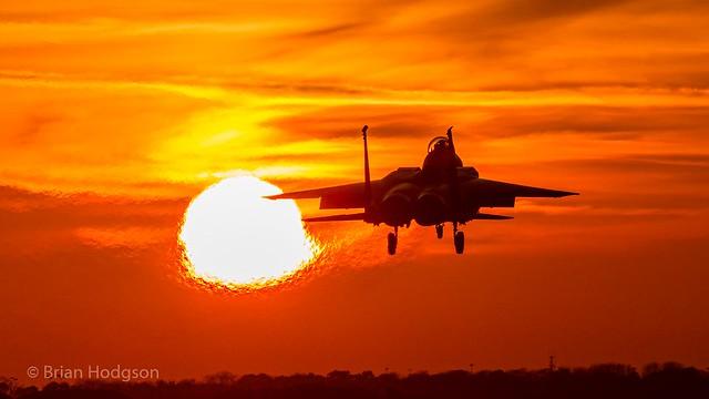 97-0222  'LN'  F-15E  USAF  48 FW  492 FS