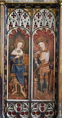 Orders of Angels: Thrones and Archangels (15th Century)