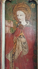 St Barbara (15th Century)