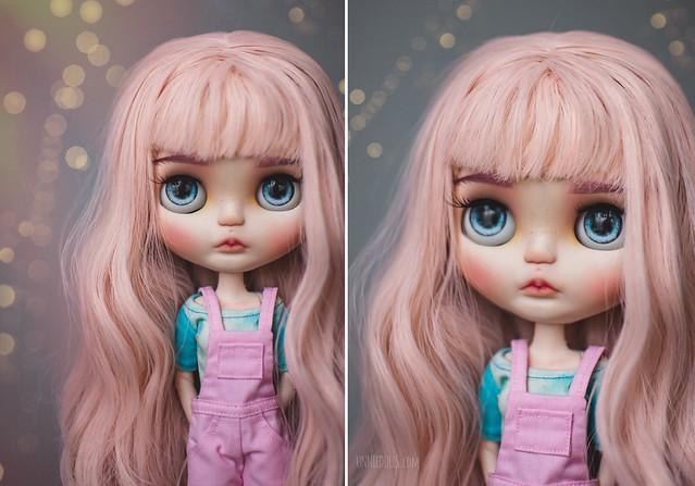 Bounty (OOAK Blythe doll)