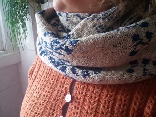 Another cowl for Christmas!