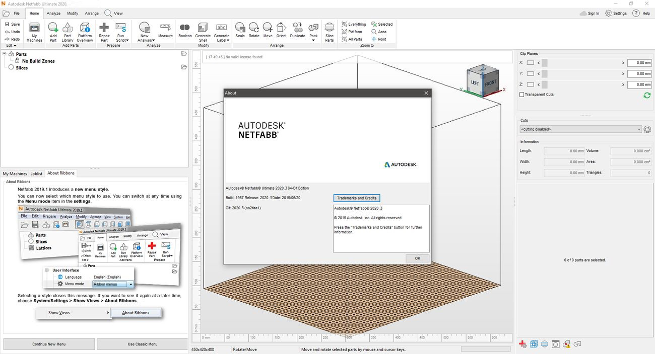 Working with Autodesk Netfabb Ultimate 2020 R3 full license