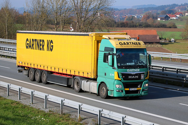 MAN TGX 18.480 / Gartner Intertrans Hungaria
