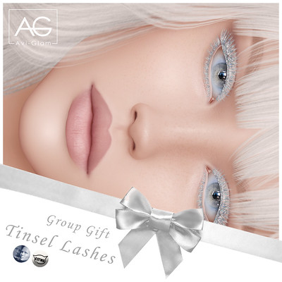 AG. Tinsel Lashes (Gift)