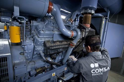 COMSA Service celebrates its 25th anniversary