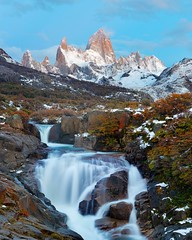 The one and only Fitz Roy Join me next April! aguidesjournal.com