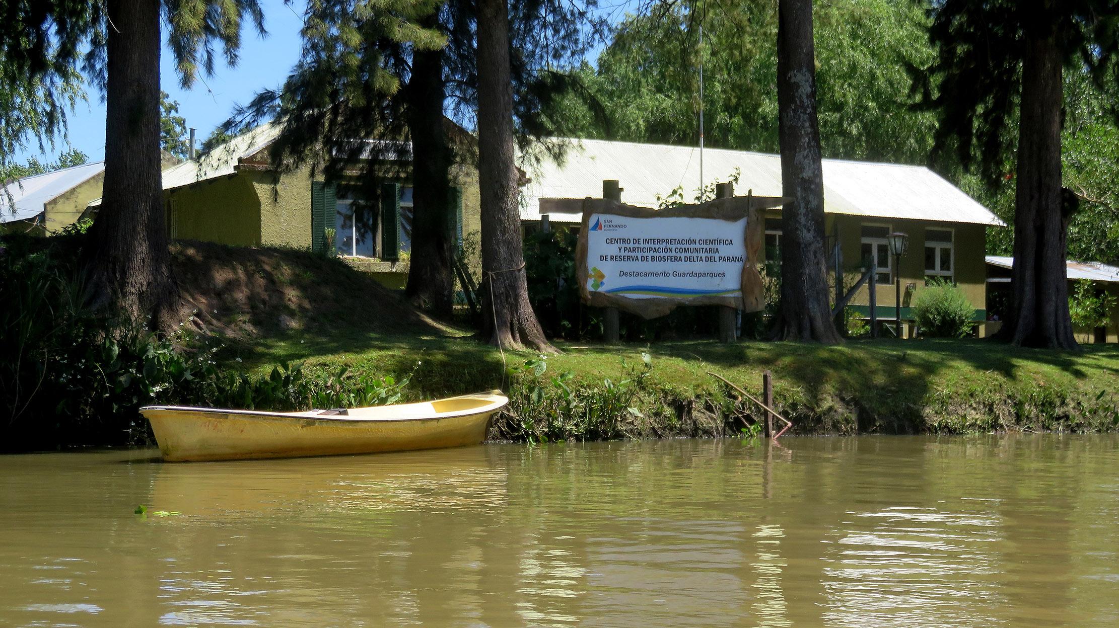Reserva de Biosfera - San Fernando