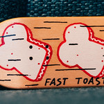 Nizeplies - Fast Toast´s Fingerboard Deck
