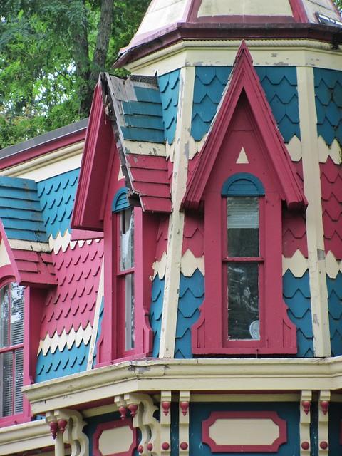 B. F. Brown House South Kingstown RI  6