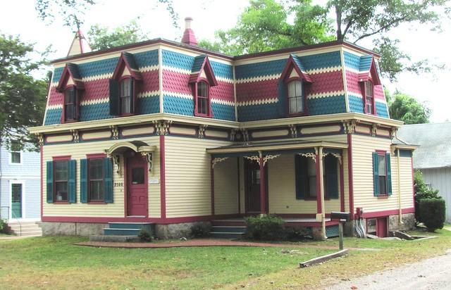B. F. Brown House, South Kingstown RI 2