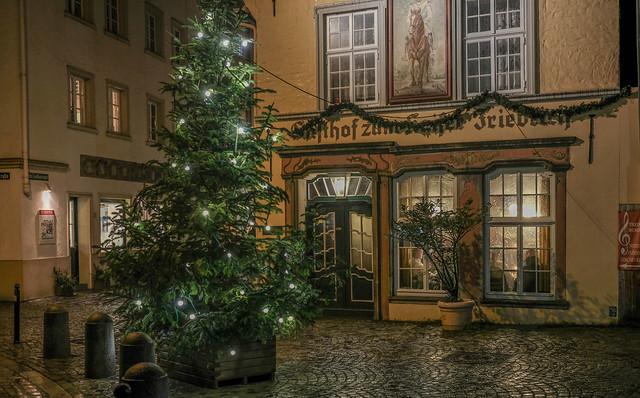 Fohe Weihnachten - Merry Christmas - Feliz Navidad