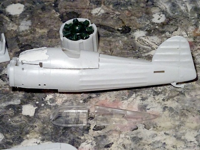 1:72 ASJA J13B; aircraft