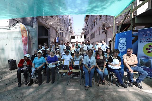 #EnTerreno : Viviendas Sociales en Santa Rosa 1765
