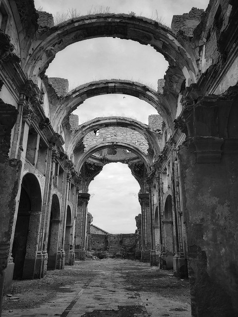 Ruinas de Belchite Viejo