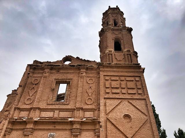 Iglesia de San Agustín (Belchite)