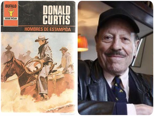 """HOMBRES DE ESTAMPIDA"" de Donald Curtis"