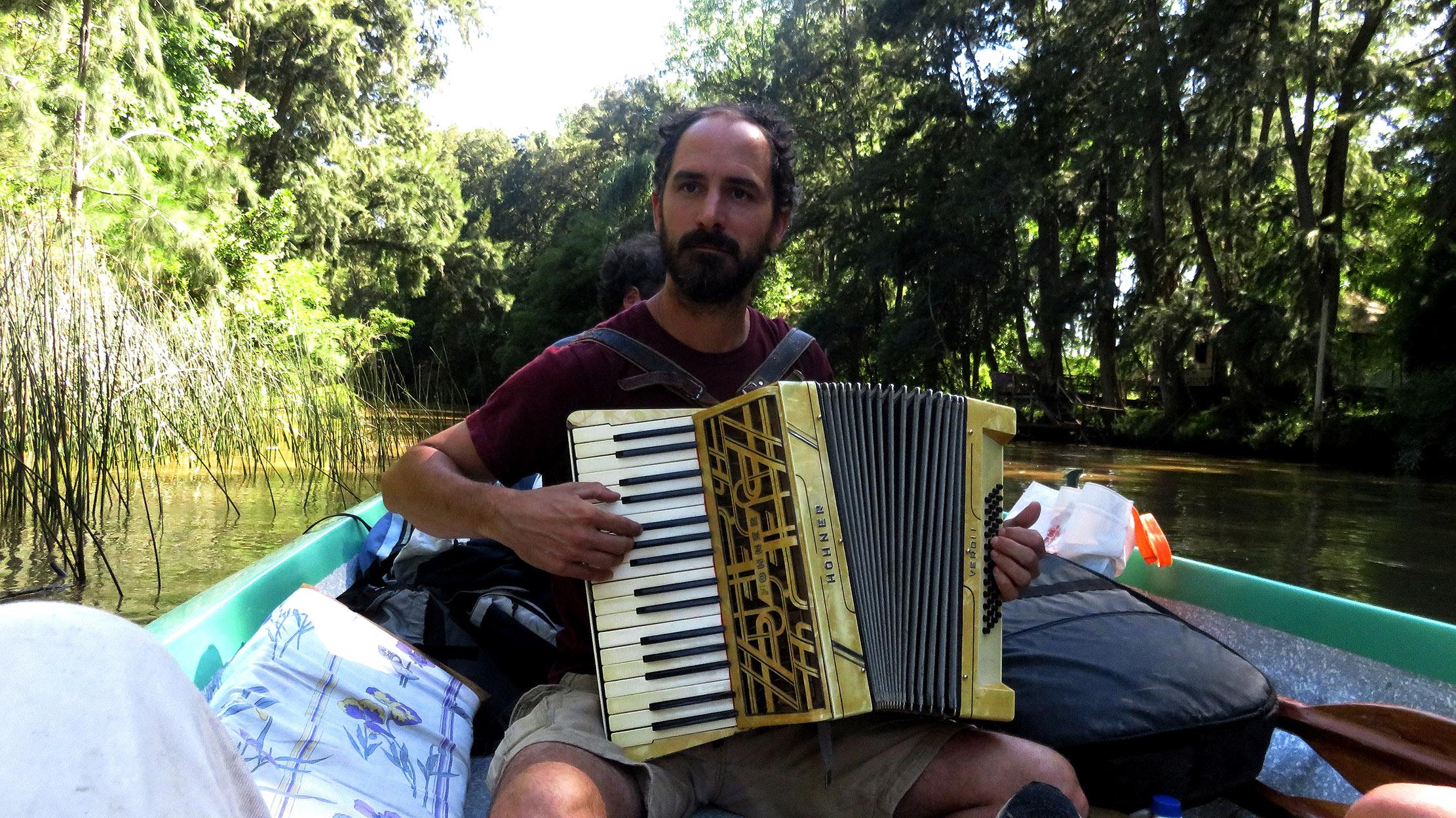 Fernando Lernoud. Músico, pianista, compositor y docente.