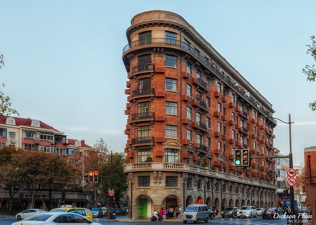 The Flatiron Building of China